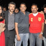 Ajith, Shalini @ Chirstmas 2009 Party