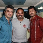 Vijay Ajith Photos @ Mangatha Shooting Spot