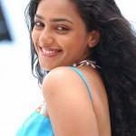Nitya Menon Cute New Photos @ Ala Modalaindhi Movie