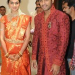 Allu Arjun Sneha Reddy Marriage Reception Photos