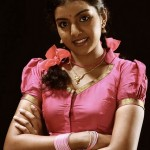 Actress Divya Nagesh Stills In Ambuli Movie
