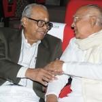 K Balachander @ ANR Awards Function Stills