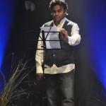 AR Rahman At Raavanan First Look Audio Promotion in Chennai Photo Gallery