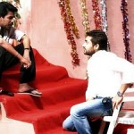 Suriya @ Avan Ivan Movie On Location Pictures