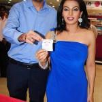 Asha Saini @ Bajaj Electronics Bumper Offer Draw Stills