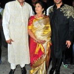 Chiranjeevi Family @ Allu Arjun Marriage Pictures