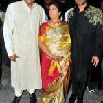 Chiranjeevi Family @ Allu Arjun Marriage Pictures