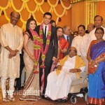 M Karunanidhi @ Soundarya Rajinikanth Wedding Photos