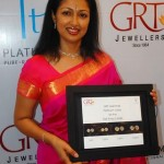 Gauthami at GRT Gold House Platinum Coin Launch Stills, Pictures