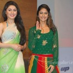 Ileana & Manjari Phadnis @ Shakti Movie Audio Release Images