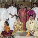 Jayam Ravi Aarthi Wedding Stills