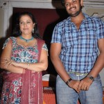 Konjam Sirippu Konjam Kobam Press Meet Stills