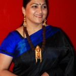 Kushboo in Saree Latest Photos