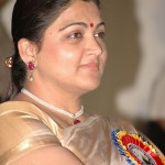 Actress Kushboo Saree Stills