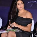 Namitha at Thottu Paar Audio Launch