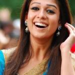 Nayanthara Cute Saree Stills in Super Movie
