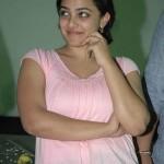 Nithya Menon Latest Cute Stills @ Ala Modalaindi Platinum Disc Function