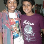 Pasanga Kishore, Sriram @ Big FM Children's Day Cooking Contest Stills