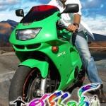 Pawan Kalyan Theen Maar First Look Posters Wallpapers