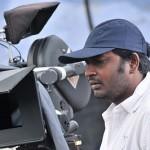 Director Prabhu Raja Cholan @ Karuppampatti Shooting Spot