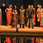 Ram Charan Teja Walks Ramp in TAJ KHAZANA Lifestyle Fashion Show