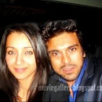 Ram Charan Teja, Trisha at Private Boozing Party Stills, Pics, Photos