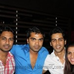 Simbu at Singer Krish Brithday Bash images, Pics, Stills, Photo gallery