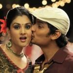 Jeeva Ramya Hot Song in Singam Puli Movie Stills