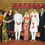 Soundarya Rajinikanth Marriage Reception Photo Gallery