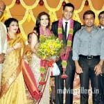 Surya @ Soundarya Rajinikanth Wedding Reception