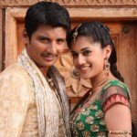 Vandhan Vendran Movie New Stills, Jeeva, Tapasee Pannu