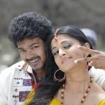 Puli Veta Movie Vijay, Anushka Stills, Puli Veta Telugu Movie Photo Gallery