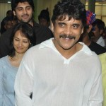 Nagarjuna Family @ Soul Beauty
