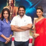 Rana Movie Press Meet Gallery