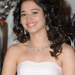 Tamanna in 100% Love Audio Launch