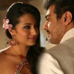 Mankatha Movie Ajith Trisha Stills