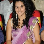 Tapsee Latest Images @ TSR Awards 2011 Event