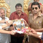 Simbu Osthi Movie Launch Stills