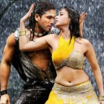 Allu Arjun Tamanna Badrinath Movie Hot Wallpapers HQ HD