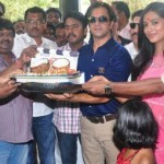 Arjun Om Movie Launch Stills