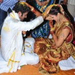 Jr NTR Lakshmi Pranathi Marriage Pictures