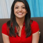Kajal Agarwal New Photo Shoot Stills in Red Dress