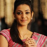 Kajal Agarwal Cute Saree Pics in Mr Perfect