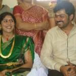 Karthik Sivakumar Ranjani Engagement Photos