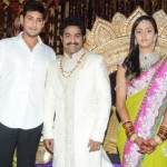 Mahesh Babu @ Jr NTR Wedding Stills