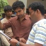 Vijay Antony Naan Movie Shooting Spot Stills