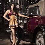 Shriya Saran Hot Photoshoot @ 2011 Stars Calendar G Venket Ram Photography