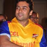 Suriya Latest Stills @ Chennai CCL Team Launch