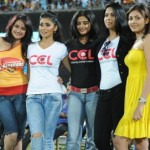 Hot Actress @ CCL Final Match Stills Photos