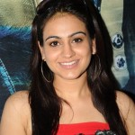 Actress Aksha Pics @ X-Men First Class Telugu Press Meet